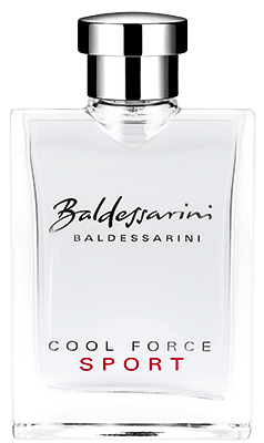 Baldessarini-Fragrances - Cool Force Sport