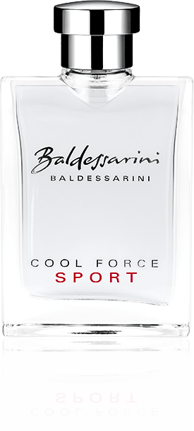 Baldessarini Fragrances - COOL FORCE SPORT FLACON
