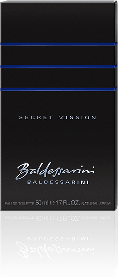 Baldessarini Fragrances - SECRET MISSION EAU DE TOILETTE