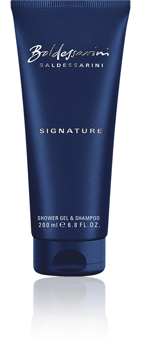 Baldessarini Fragrances - BALDESSARINI Signature SHOWER GEL & SHAMPOO