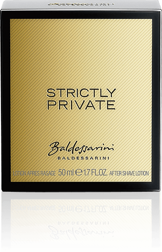 Baldessarini Fragrances - STRICTLY PRIVATE EAU DE TOILETTE